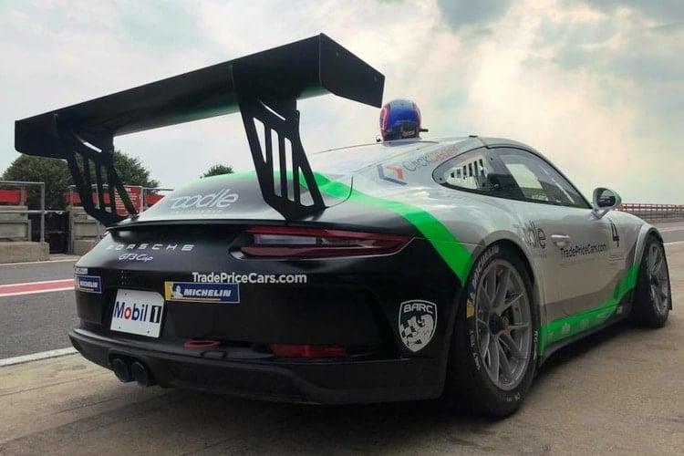 Dan Kirby - Porsche Carrera Cup GB