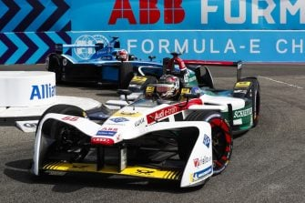 Daniel Abt, Audi Sport Abt Schaeffler, New York City