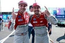 Daniel Abt, Lucas Di Grassi, Audi Sport Abt Schaeffler