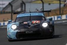 Porsche secured double LM GTE Pro/Am class victores with the #77 Dempsey-Proton Racing.