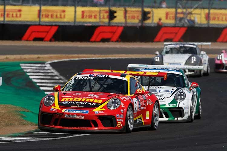 Dylan Pereira - Porsche Mobil1 Supercup