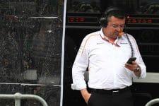 Eric Boullier - McLaren - Formula 1