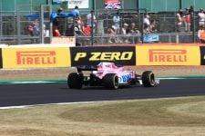 Esteban Ocon - Sahara Force India F1 Team - Silverstone