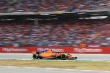 Fernando Alonso - McLaren F1 Team - Hockenheimring