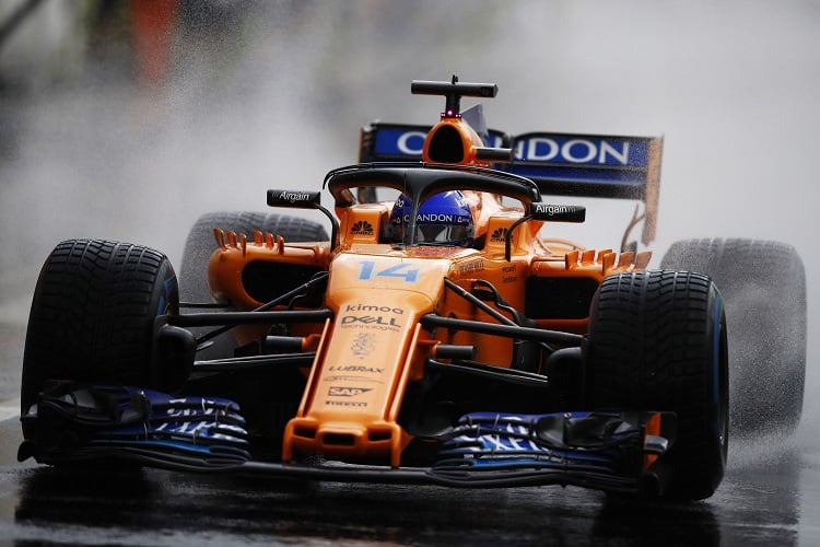 Fernando Alonso - McLaren F1 Team - Hungaroring