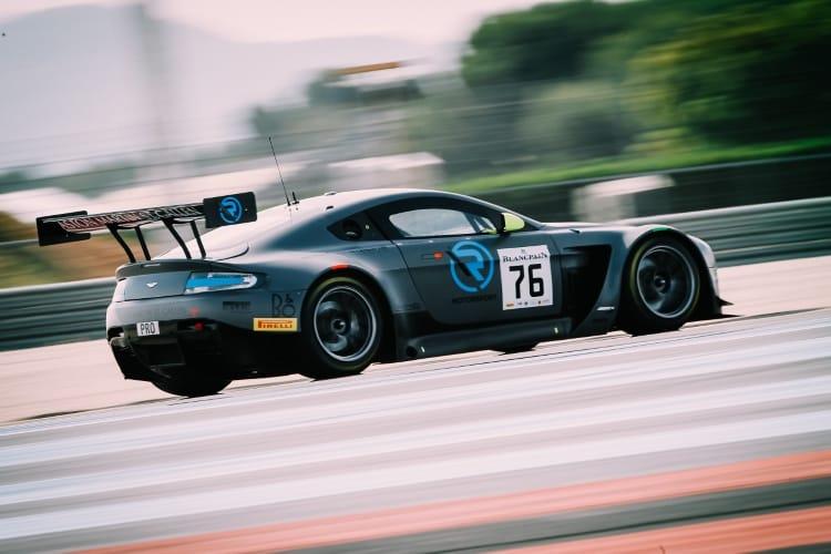 Blancpain GT 2018 - #76 R Motorsport Aston Martin V12 Vantage GT3