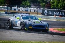 Blancpain 2018 - #76 R-Motorsport Aston Martin V12 Vantage GT3 Silverstone