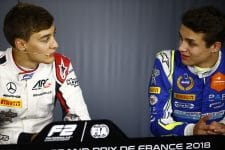 George Russell & Lando Norris - ART Grand Prix & Carlin Motorsport