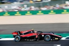 George Russell - ART Grand Prix - Silverstone