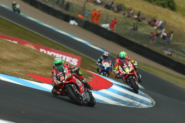 Glenn Irwin aims for Brands Hatch Victory