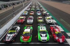 2018 British GT Group photo