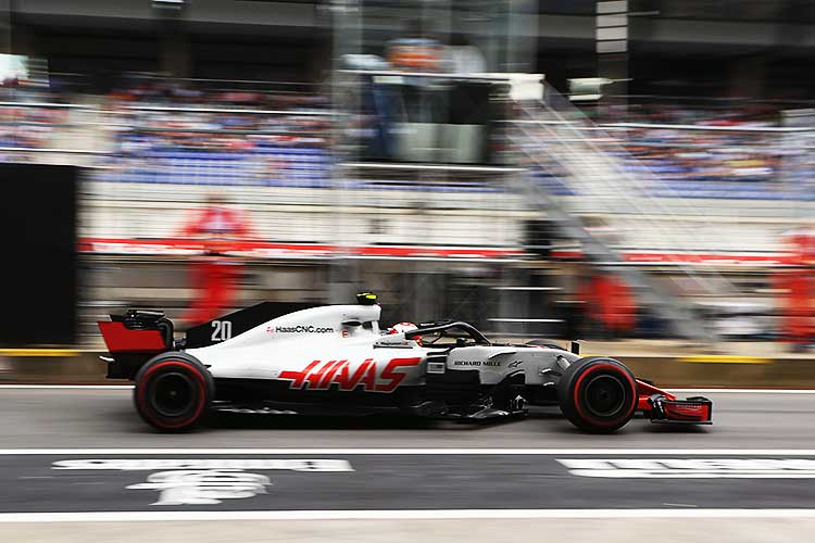 Haas F1 Principal Steiner Confident Ahead Of Fast