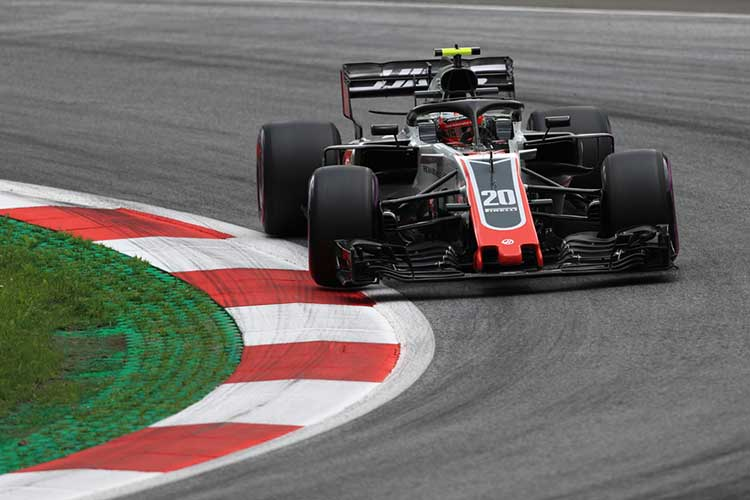 Formula One: Haas celebrate 50th race with best result yet