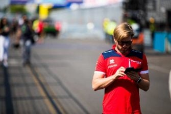 Heidfeld set to walk away from Formula E