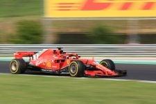 Sebastian Vettel - Hungarian Grand Prix - F1