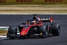 Jack Aitken - ART Grand Prix - Silverstone