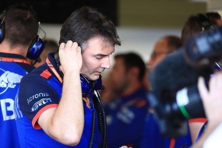 James Key - Red Bull Toro Rosso Honda