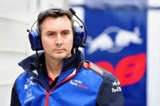 James Key - Red Bull Toro Rosso Honda - Technical Director