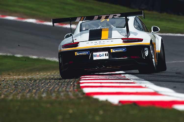 Jamie Orton - Porsche Carrera Cup GB 2018
