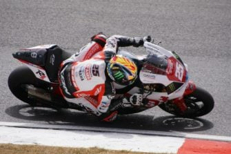 Josh Brookes wins Brands Hatch Race One