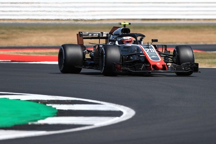 Kevin Magnussen - Haas F1 Team - Silverstone