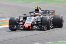 Kevin Magnussen - Haas F1 Team - Hockenheimring