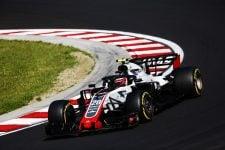 Kevin Magnussen - Haas F1 Team - Hungaroring