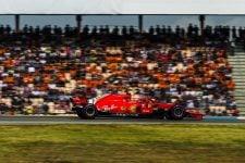 Kimi Räikkönen - Scuderia Ferrari - Hockenheimring