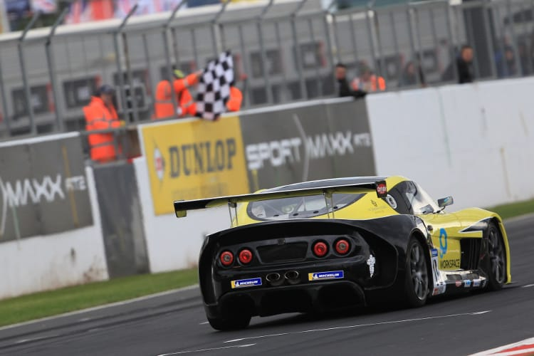 Harry King - 2018 Michelin Ginetta GT4 Supercup