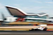 Lance Stroll - Williams Martini Racing - Silverstone