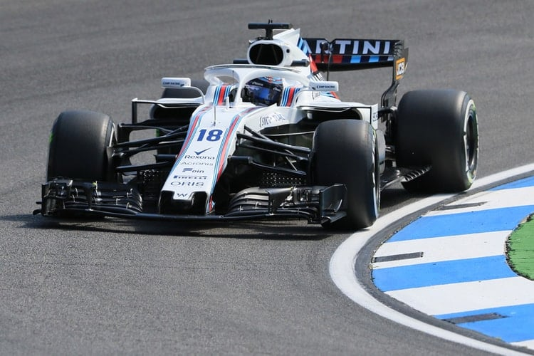 Lance Stroll - Williams Martini Racing - Hockenheimring