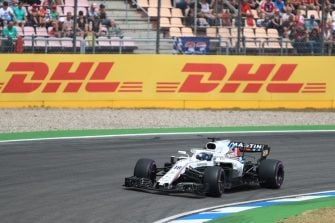 Lance Stroll - German Grand Prix - F1