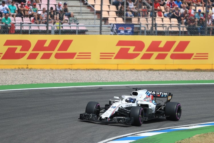 Lance Stroll - German Grand Prix - F1