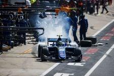 Lando Norris - Carlin Motorsport - Silverstone