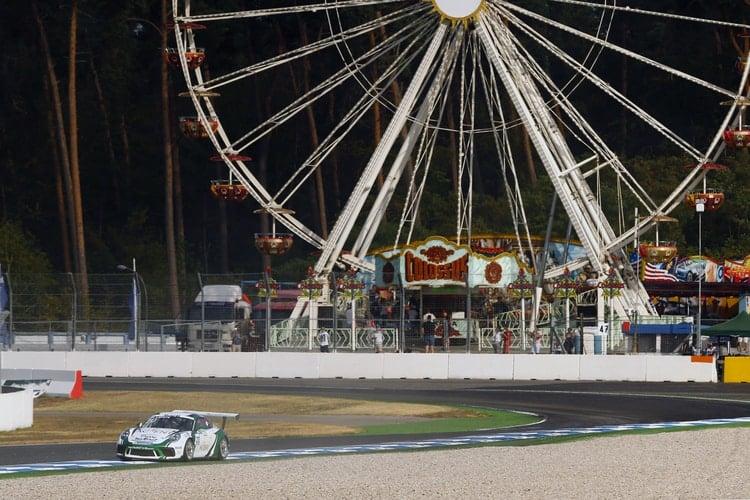 Florian Latorre - Hockenheim - Porsche Mobil 1 Supecup