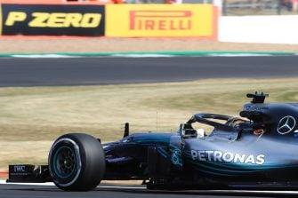 Lewis Hamilton - Mercedes AMG Petronas Motorsport - Silverstone