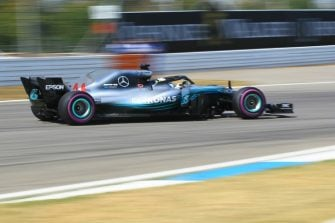 Lewis Hamilton - German Grand Prix - F1