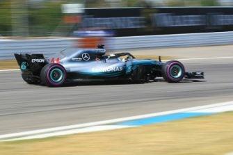 Lewis Hamilton - German Grand Prix - F1
