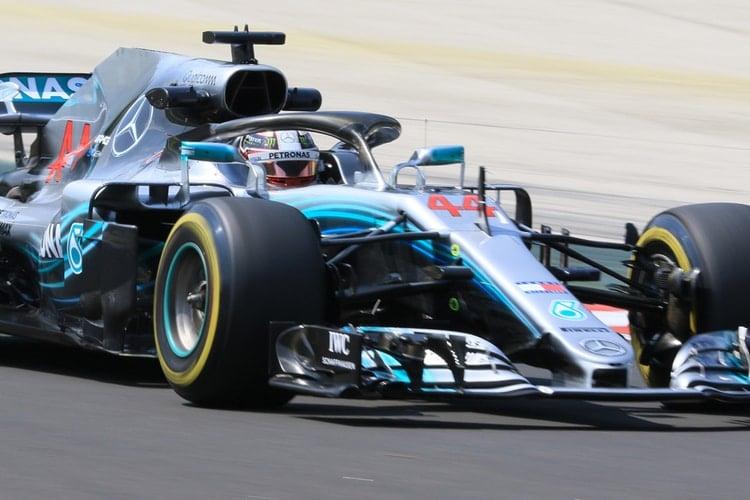 Lewis Hamilton - Hungarian Grand Prix