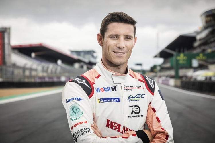 Le Mans 2018 - Kevin Estre (F), Porsche GT Team