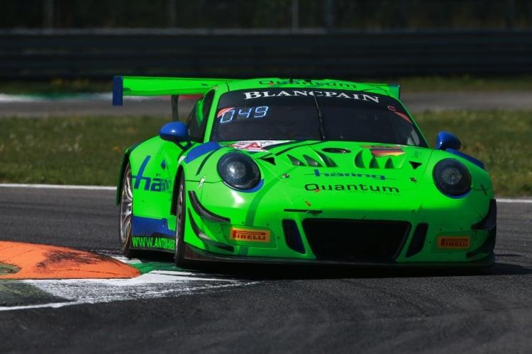Herberth Motorsport, JŸrgen HŠring (D), Edward-Lewis Brauner (D), Wolfgang Triller (D), Monza 2018