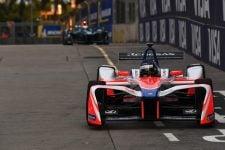 Mahindra Racing, Zurich E-Prix