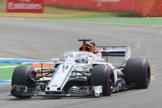 Marcus Ericsson - German Grand Prix - F1