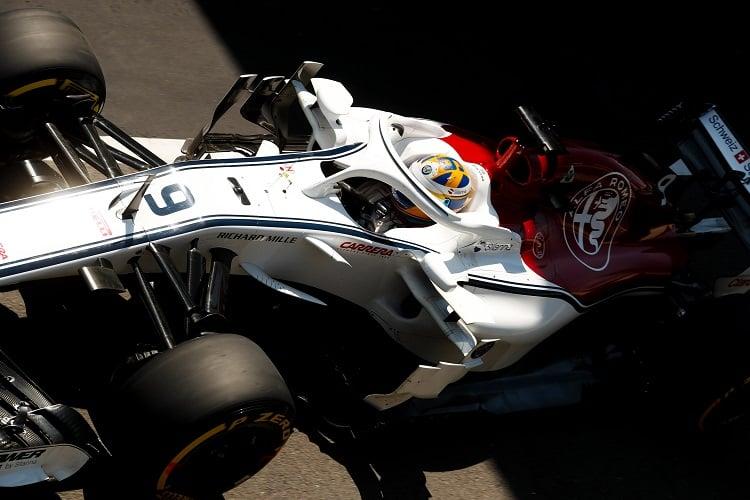 Marcus Ericsson - Alfa Romeo Sauber F1 Team
