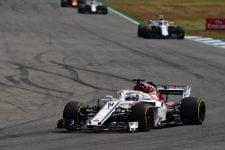 Marcus Ericsson - Alfa Romeo Sauber F1 Team - Hockenheimring