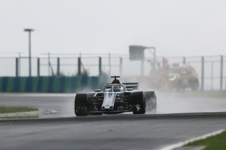 Marcus Ericsson - Alfa Romeo Sauber F1 Team - Hungaroring
