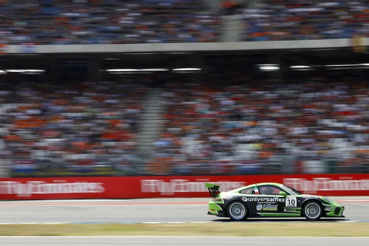 Mattia Drudi - Porsche Mobil 1 Supercup - Hockenheim