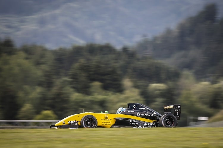 Max Fewtrell - R-ace GP - Red Bull Ring