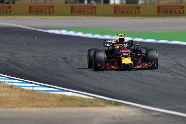Max Verstappen - German Grand Prix - F1