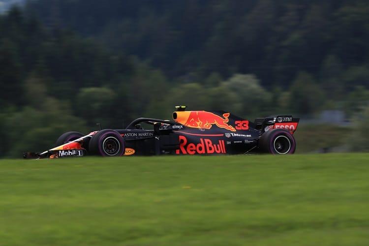 Max Verstappen - Aston Martin Red Bull Racing